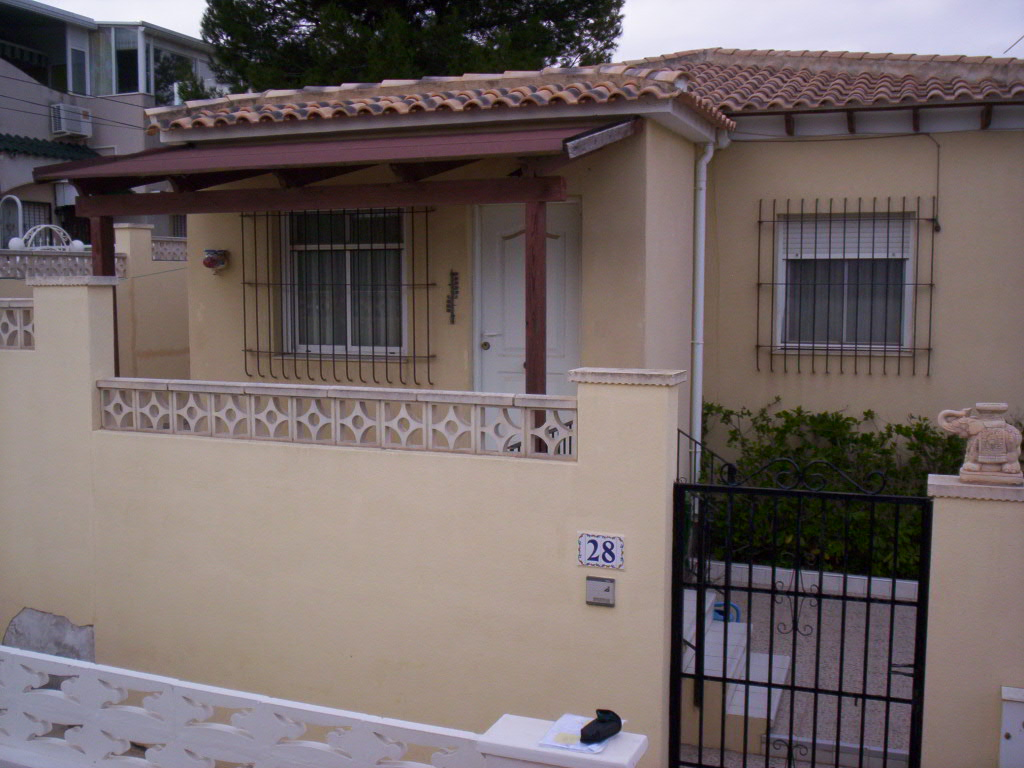 Chalet independiente en Los Balcones