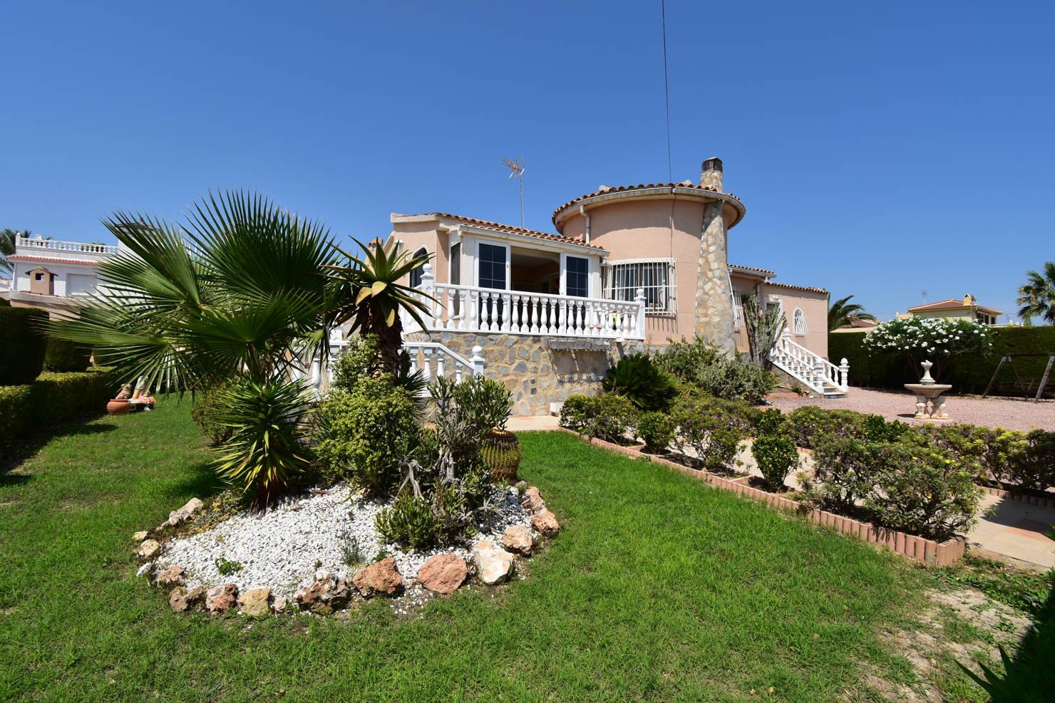 Villa en Rojales